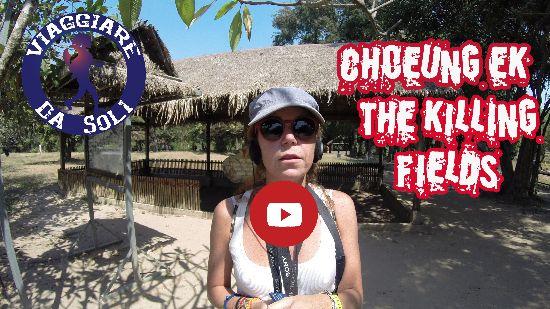 Choeung Ek – The Killing Fields- I campi di Sterminio di Phnom Penh – Cambogia