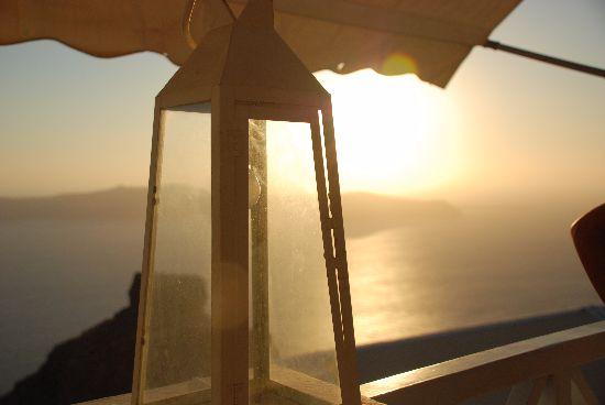 A caccia di Tramonti a Santorini