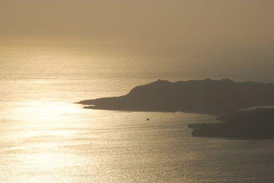 Tramonti Santorini