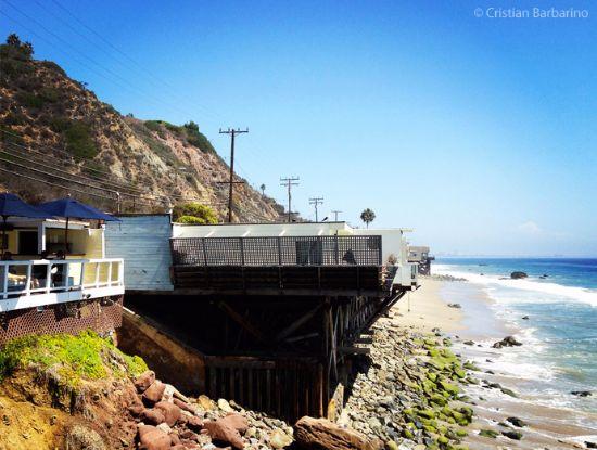 viaggiare da soli in california