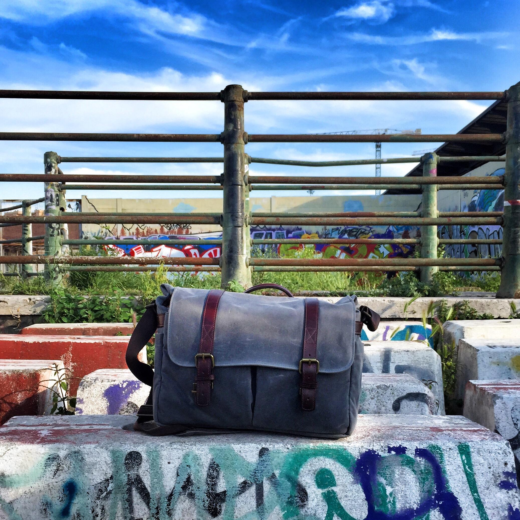 Brixton Ona bag la borsa perfetta per i Nomadi Digitali