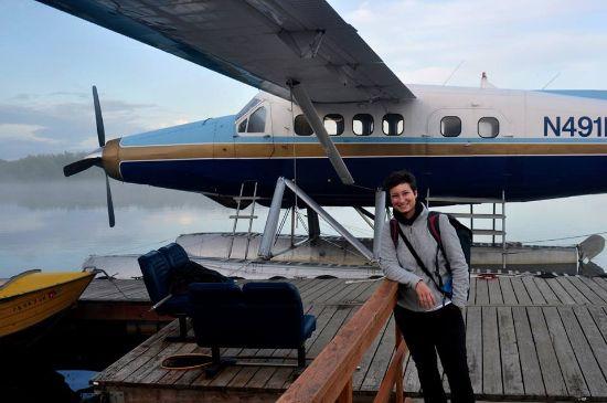 viaggiare da solo in alaska
