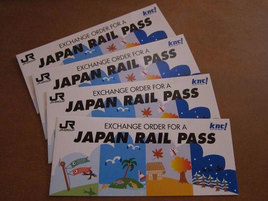 Japan rail pass viaggiare da soli in giappone