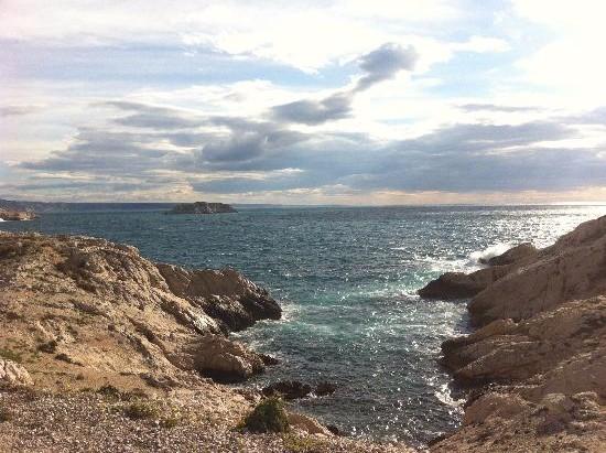 Viaggiare da soli a Marsiglia