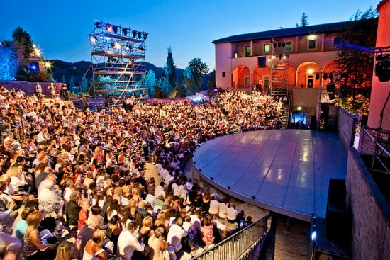 Festival dei 2 Mondi: Spoleto Festival