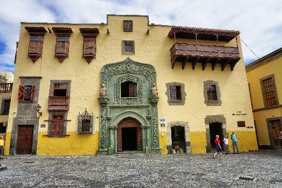 Museo Colon - Las Palmas-  Gran Canaria