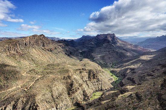 El Roque Nublo Gran Canaria