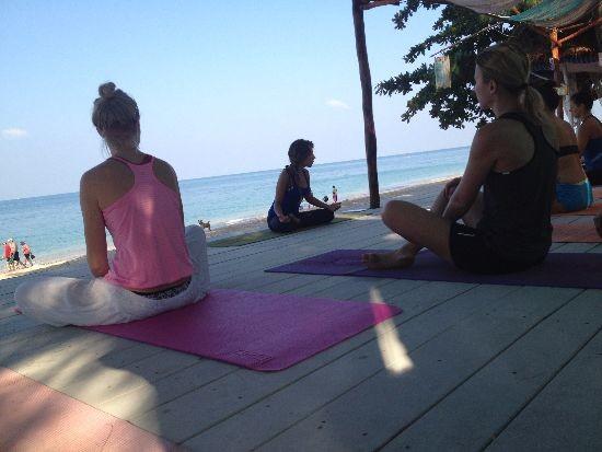 insegnare yoga in viaggio