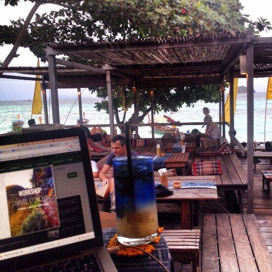 scrivere in viaggio- travel blogger