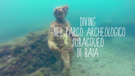 Fare Immersioni nel Parco Archeologico Subacqueo di Baia nelle Ville Romane