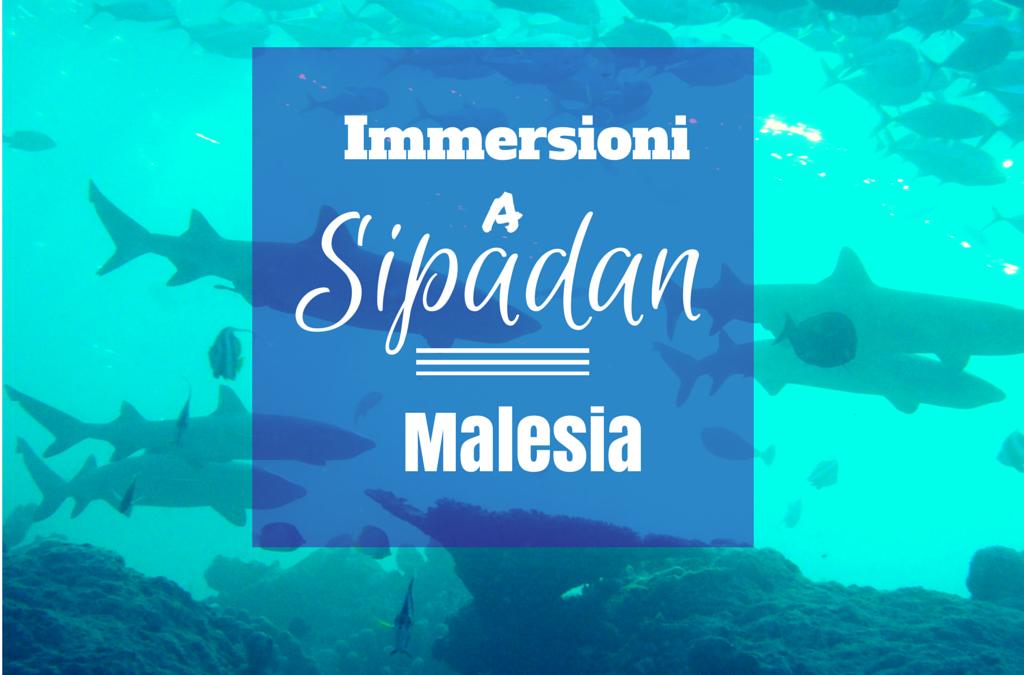 Fare immersioni a Sipadan- Borneo Malesia