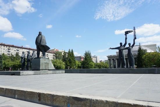 Novosibirsk - Transiberiana