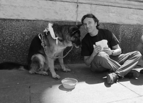 viaggiare da soli _con il cane