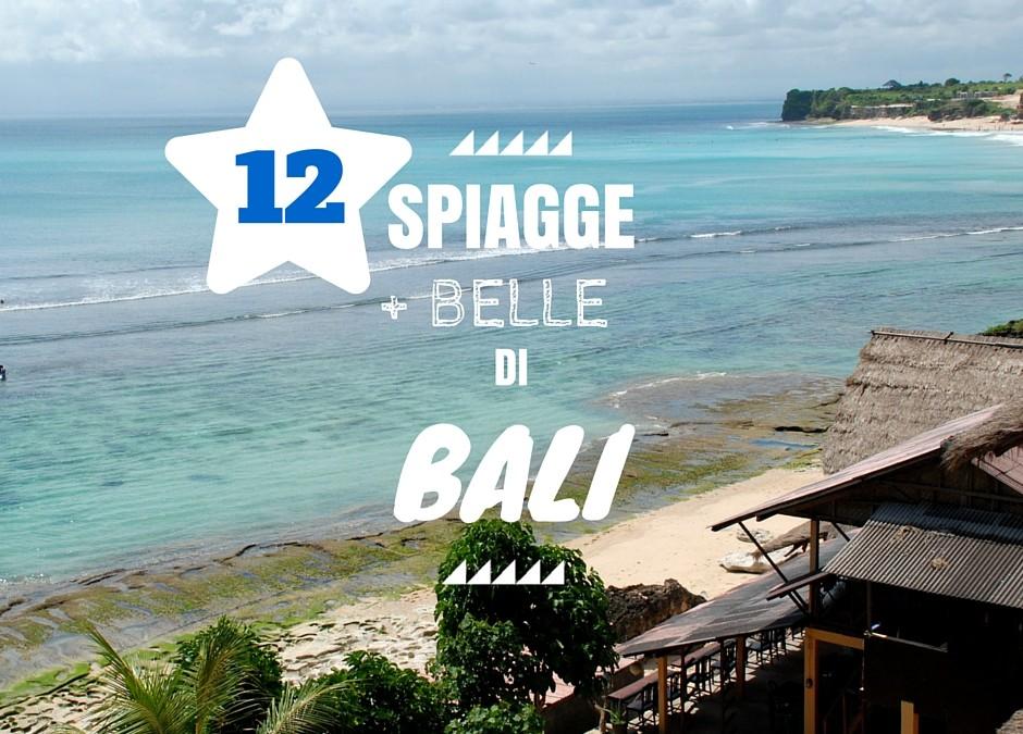Le spiagge più belle di Bali e dove alloggiare