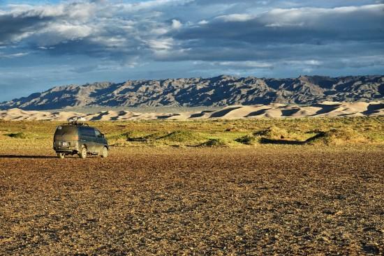 Deserto del Gobi - Mongolia