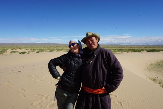 Io e il cammelliere