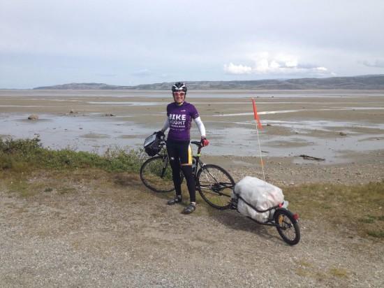 ferrara capo nord in bici