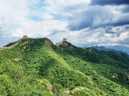 Campreggio Grande Muraglia Pechino