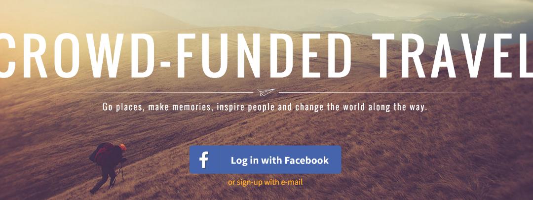 Trevolta: la piattaforma per il Crowdfounding dei tuoi viaggi