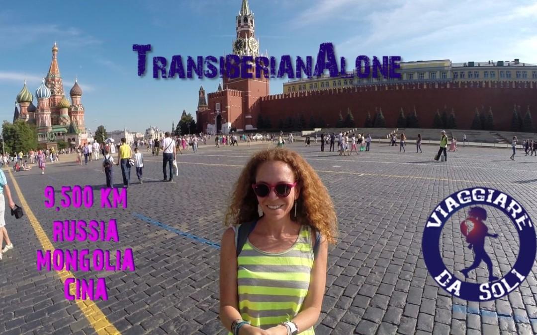 Video della Transiberiana in Solitaria