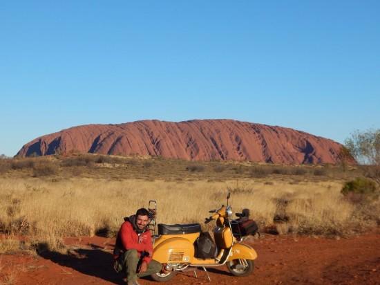 giro del mondo a 80 all ora da dopo Ernerst Giles road a Uluru (7) (2304 x 1728)