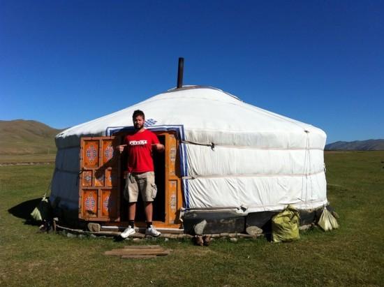 mongolia via terra