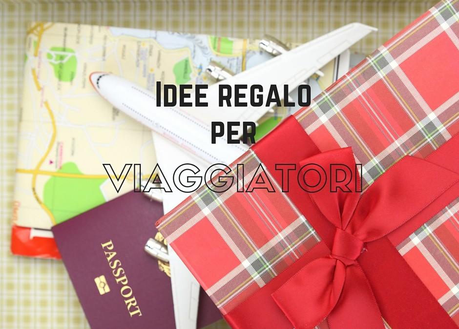 Idee regalo per viaggiatori con meno di 100€