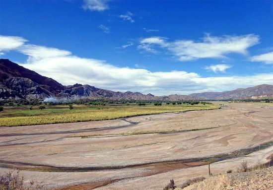 deserto della Bolivia