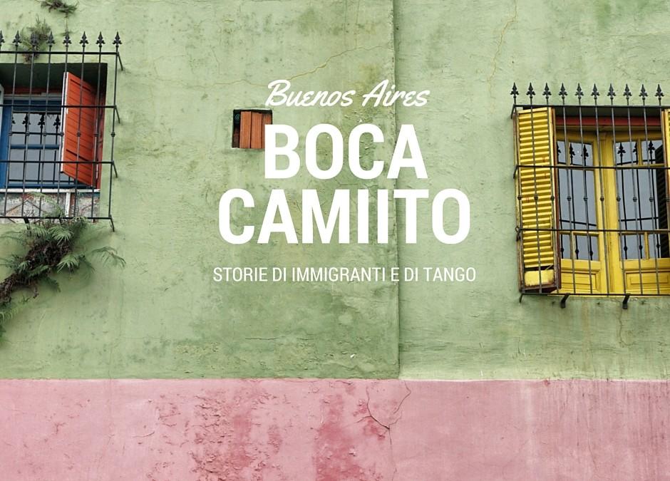 Boca – Caminito: storie di immigrati e di tango