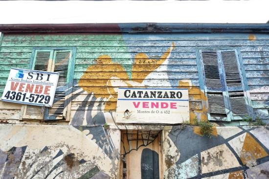 per le strade di Caminito- Boca