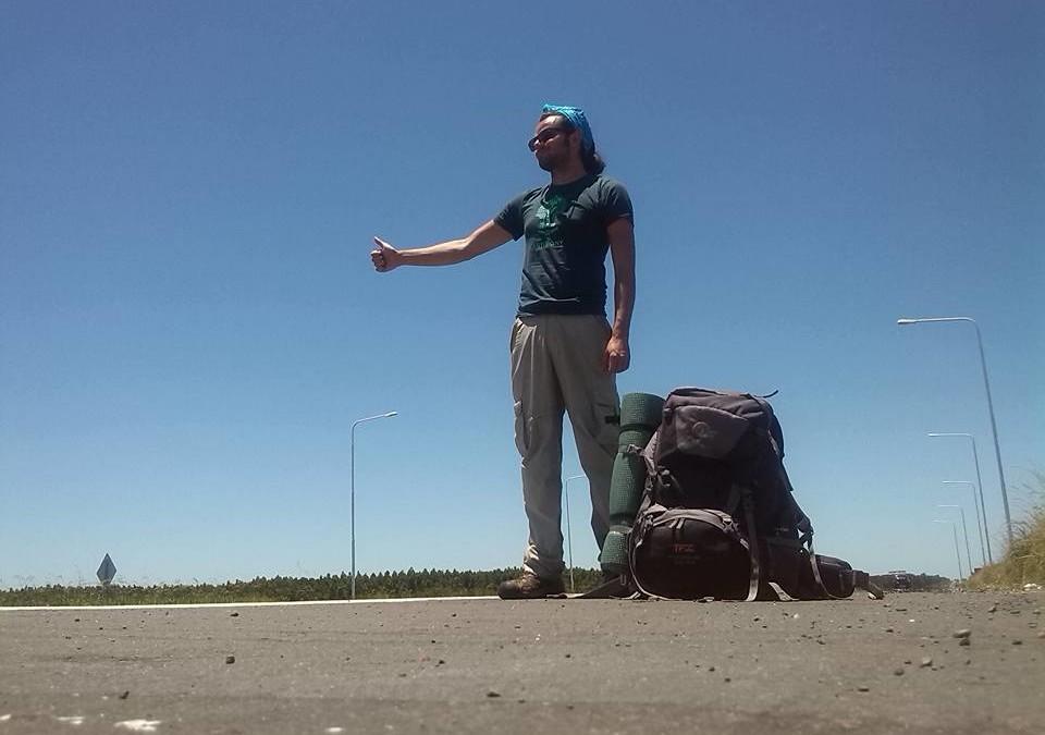 Daniel: 2 anni il giro del mondo in autostop più di 200 couchsurfing