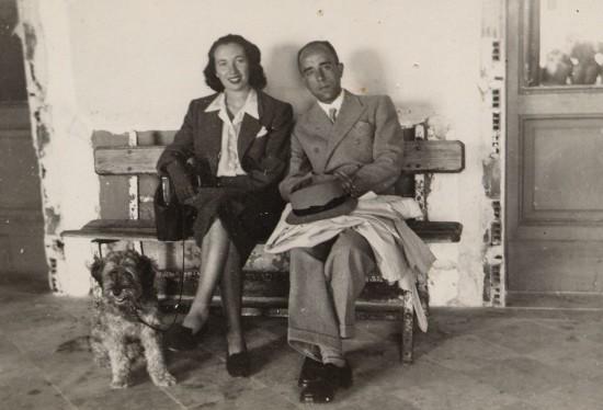 I miei nonni 1945