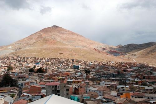 Cerro Rico Potosì Bolibia