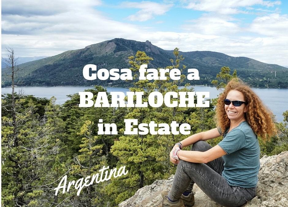 Cosa fare a Bariloche in Estate- Ragione del Laghi- Argentina