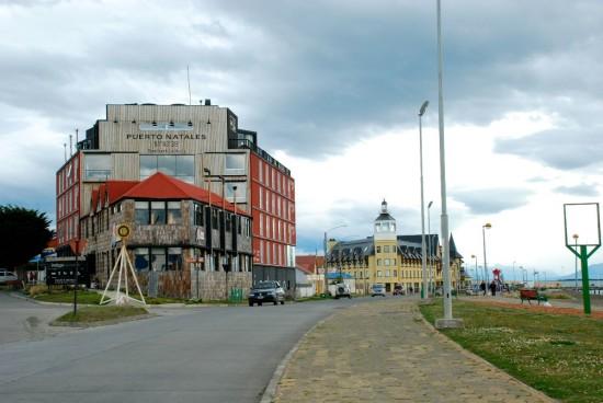 Puerto Natales Cile