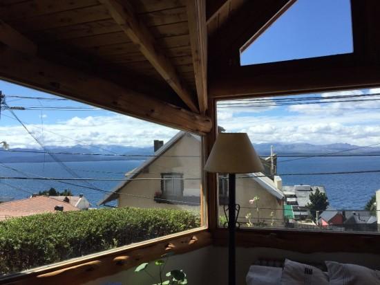 Vista del Bariloche Hostel