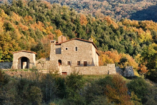 Eremito in Umbria