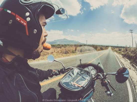 viaggio in moto in america