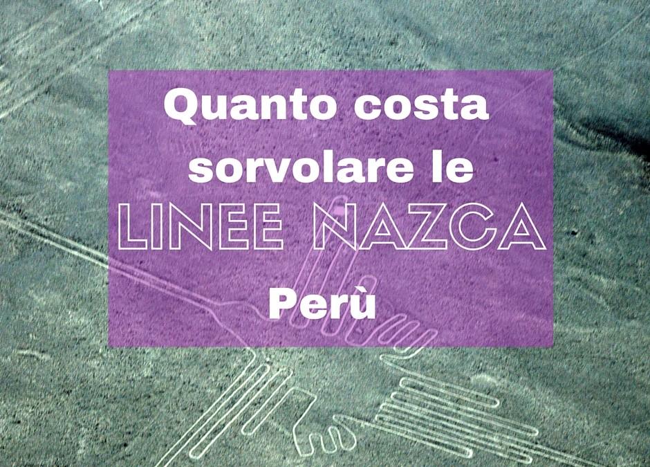Sorvolare le Linee di Nazca in Perù: come e quanto costa