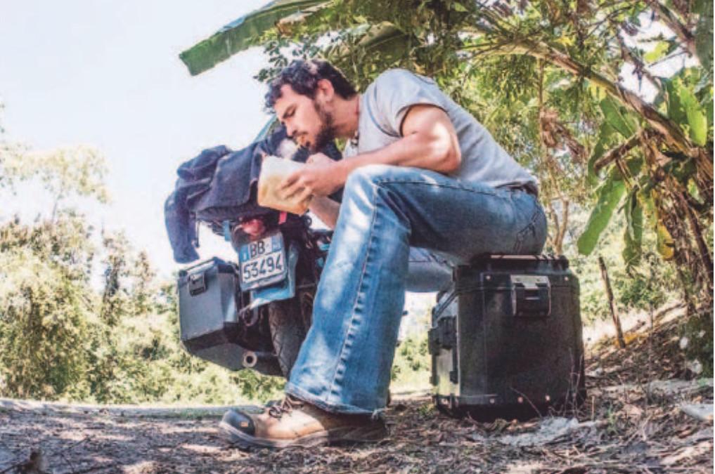 Da Psicologo a Videomaker: 8 anni in viaggio in moto per l'America