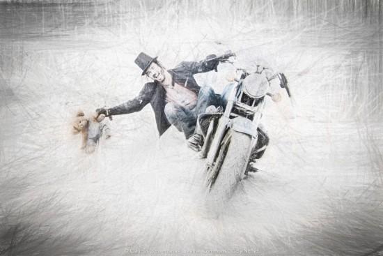 viaggiare in moto canada