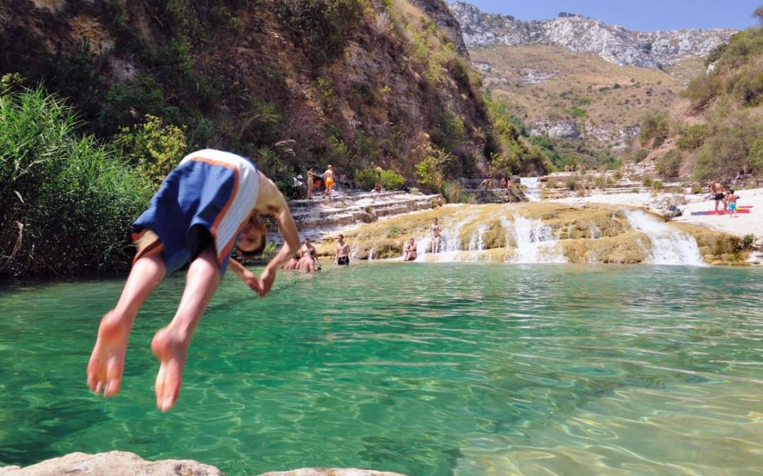 Wild Swimming Italy: un progetto di passione e acqua