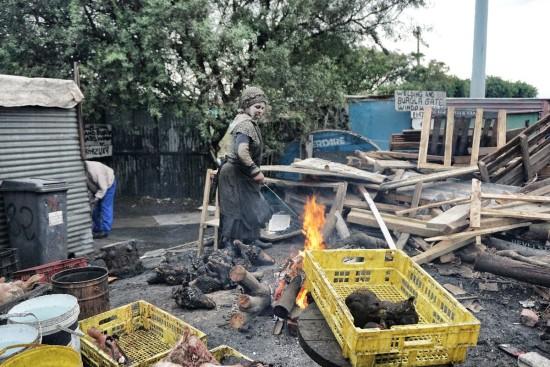 Langa Township Cape Town