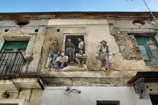 Murales di Diamante - Calabria