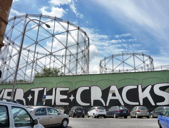 Cover the Crack