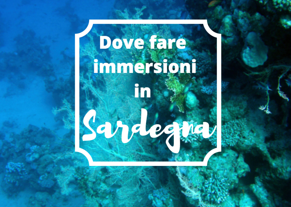 Dove fare immersioni in Sardegna: i siti migliori da vedere