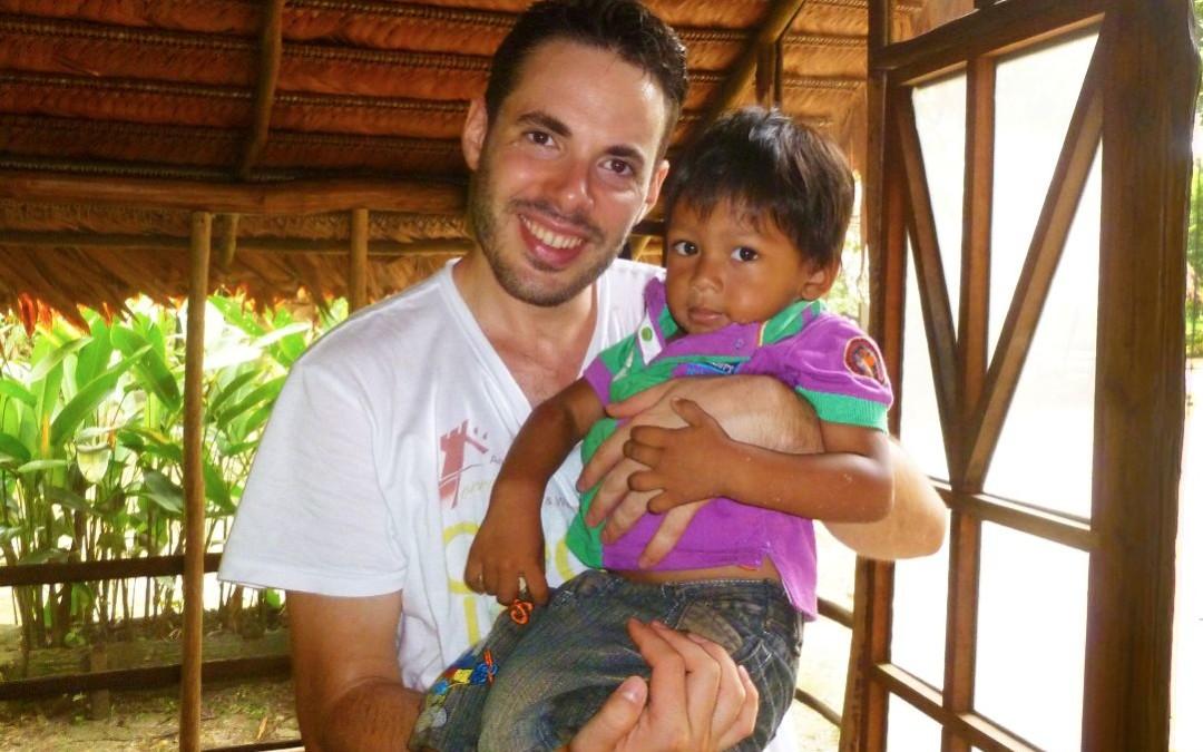 Alberto: 12 mesi in una missione nell'Amazzonia Colombiana