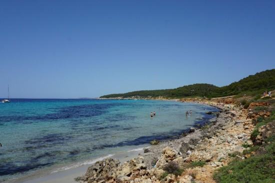 Spiaggia Saint Tomà