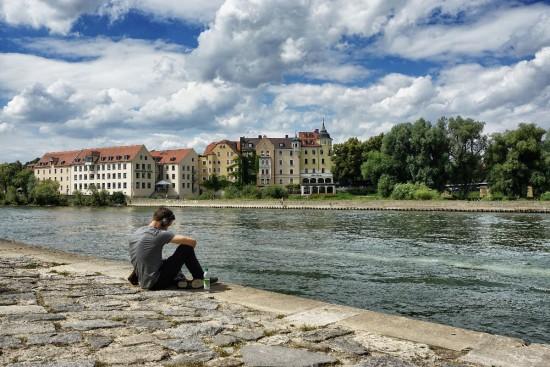 Ratisbona - Danubio