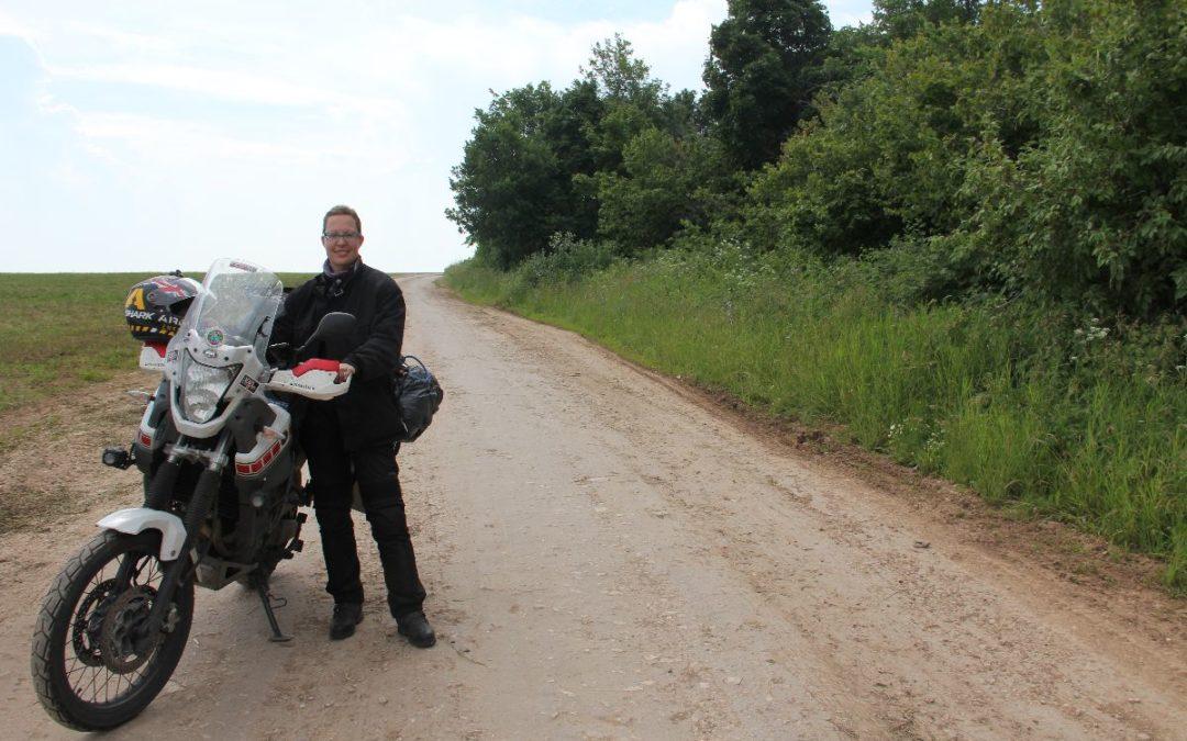 Marta: dalla Svizzera al Giappone in moto da sola